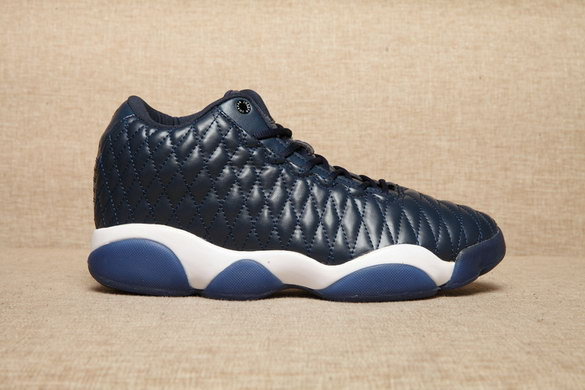 Air Jordan Horizon Low Premium Shoes Blue/White